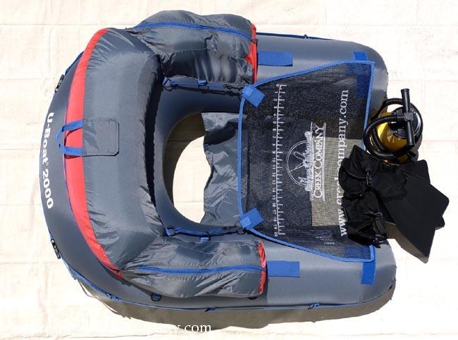The Creek Company Float Tubes 445 U Boat 174 2000