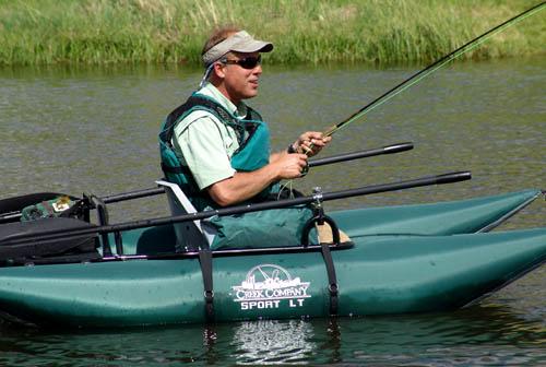 The Creek Company :: Pontoon Boats :: #945 - ODC Sport LT