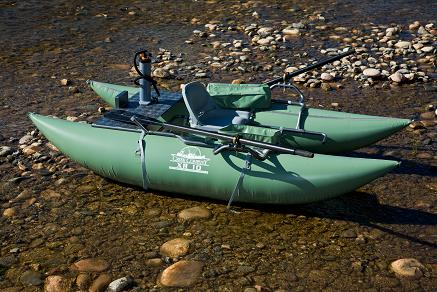 The Creek Company Pontoon Boats Pontoon Boat