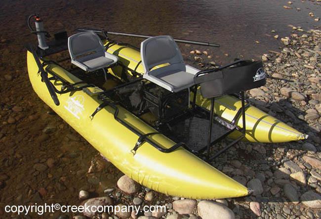 The Creek Company Pontoon Boats 950 Odc Xr 12